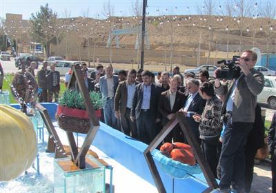 رتبه اول شهر باغبادران در عملکرد ستاد نوروزی در گروه شهرهای زیر 80 هزار نفر در استان اصفهان